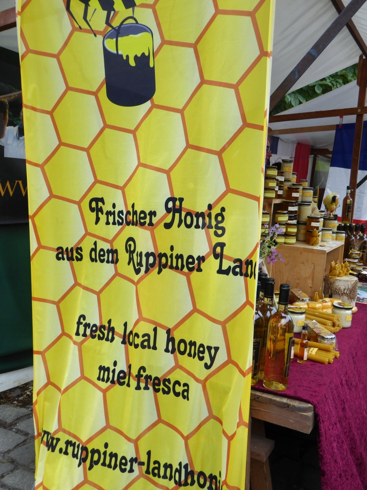 local honey Berlin mauerpark
