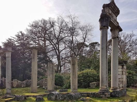 Leptis Magna Ruins Virginia Water