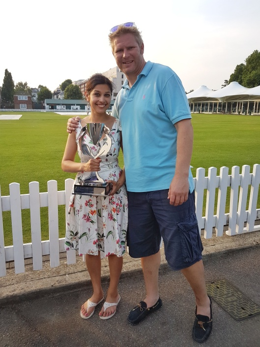 Royal London One Day Cup Trophy