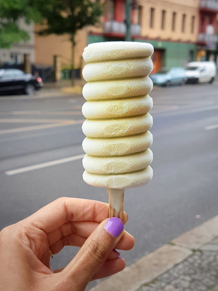 matcha ice cream Berlin