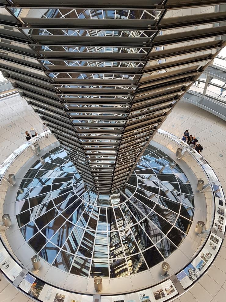 Bundestag Reichstag Building Berlin