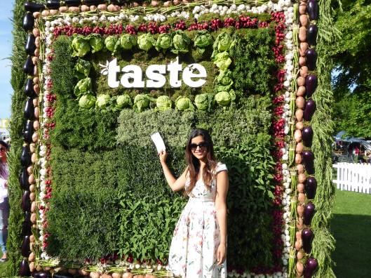 Taste of London Blog Review