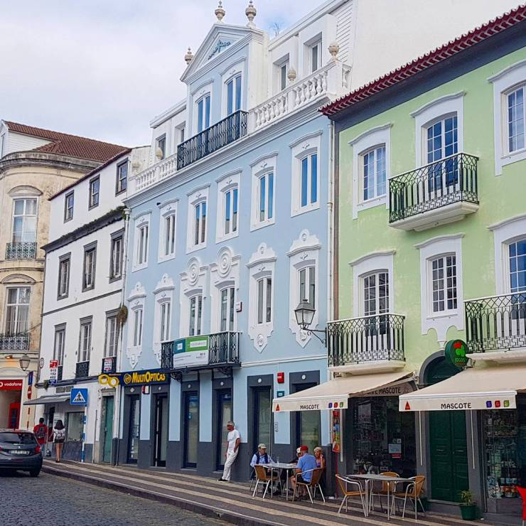 Ponta Delgada Guide, Azores