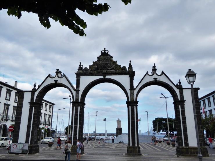 Portas da Cidade City Gates