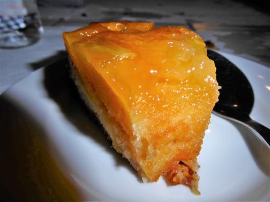 Azores pineapple cake