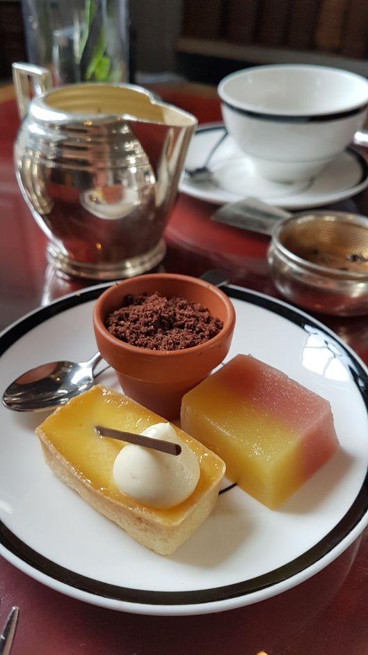 dessert experience Edinburgh