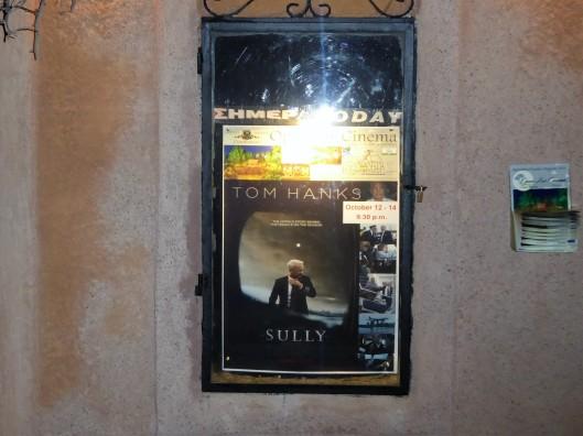 Tom Hanks Sully poster