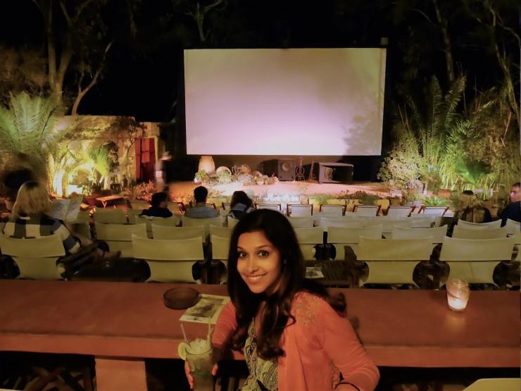 best outdoor cinemas