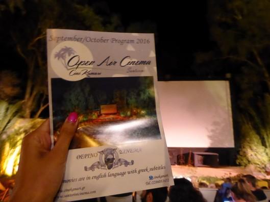 best open air cinemas