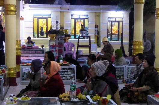 Buddhist pilgrimage sites Myanmar