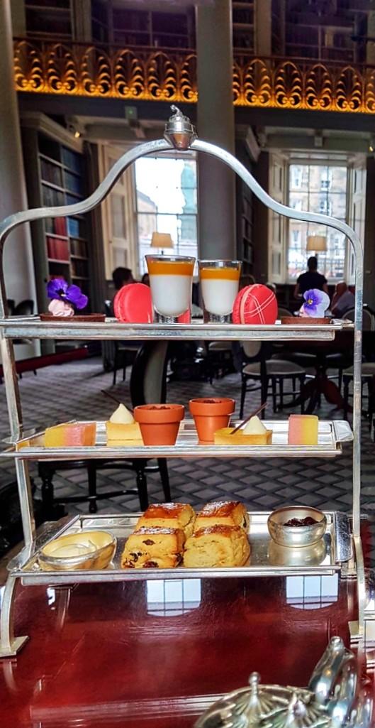 unique afternoon teas Britain