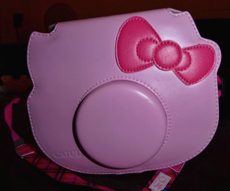 Hello Kitty Instax Case