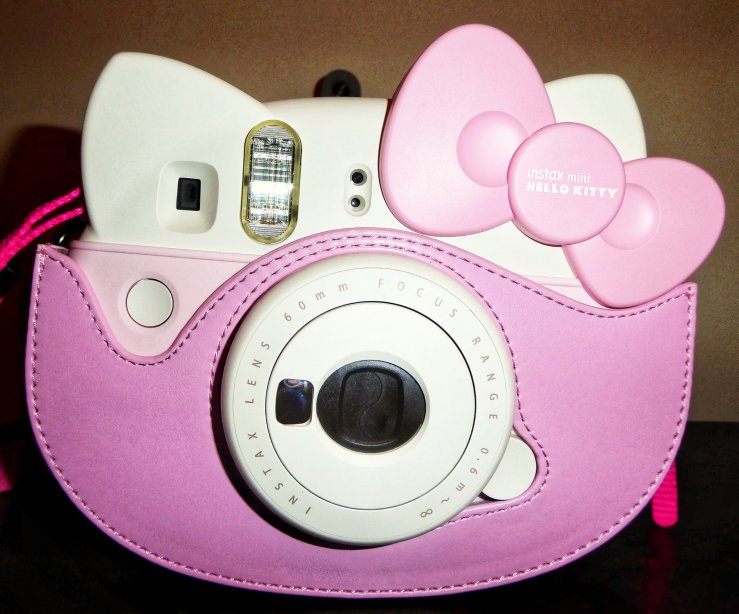 Hello Kitty Instax Camera