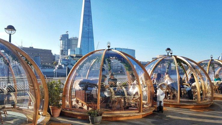 best Tower Bridge London restaurants