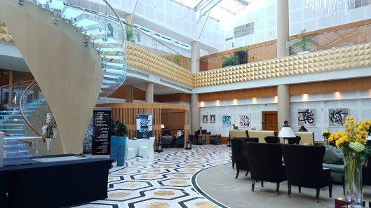 Intercontinental Hotel Doha City
