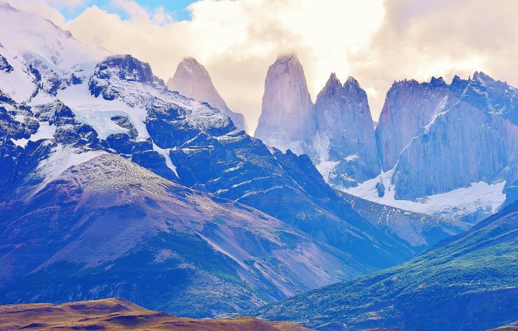 Towers at Torres del Paine