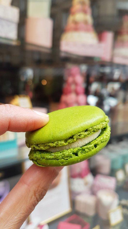 Laduree Paris macarons
