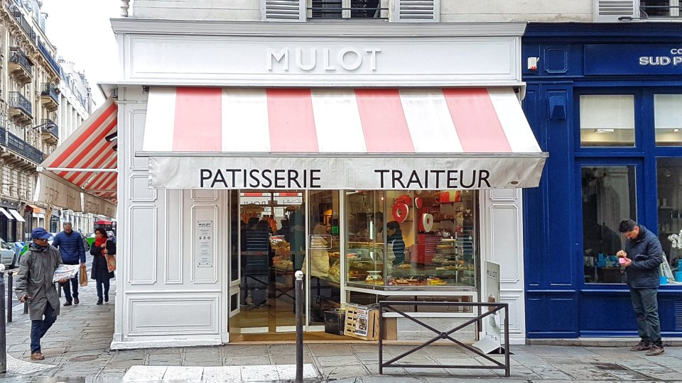 Best desserts Paris blog post