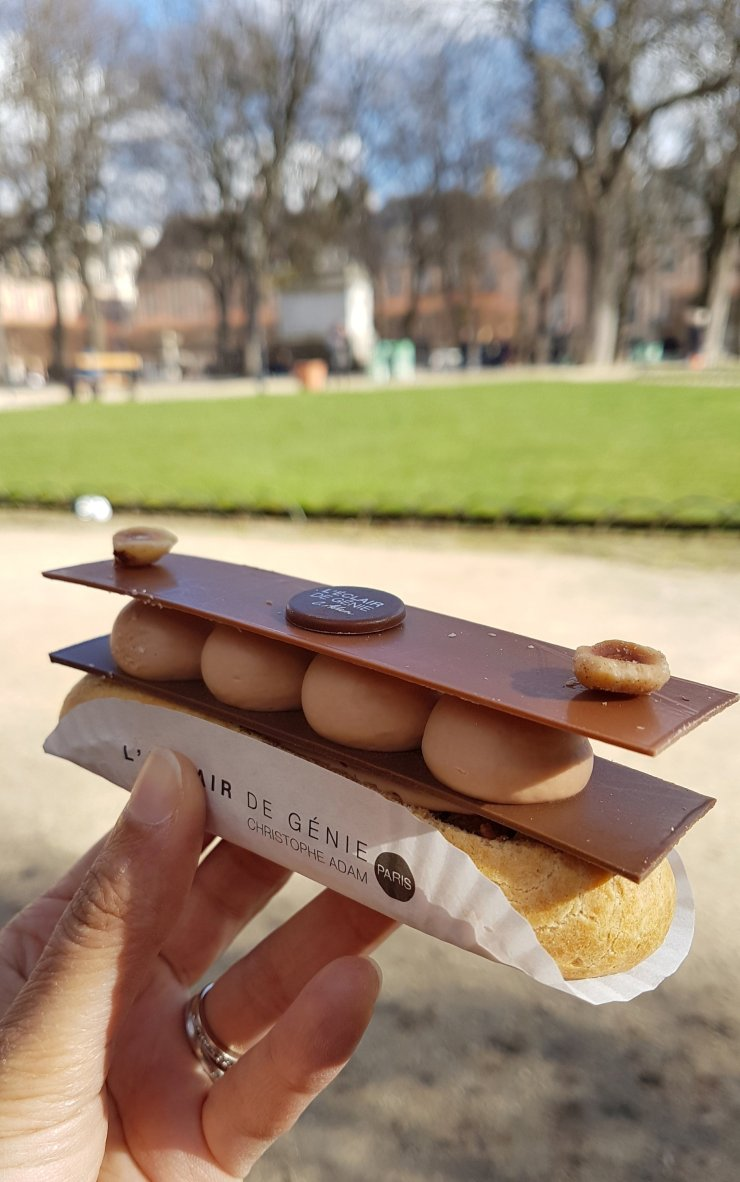 Best eclairs in Paris