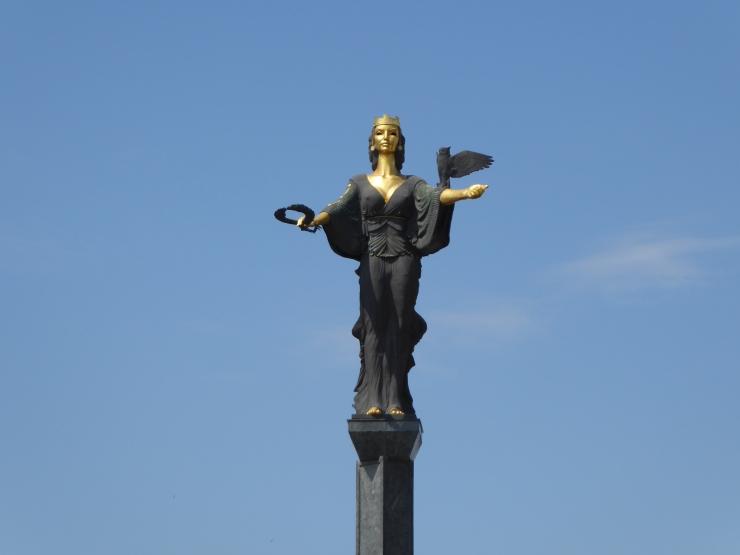 monuments landmarks Sofia