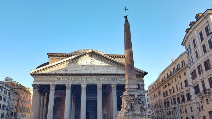 The Roman Guy tour Pantheon
