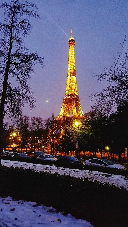 Paris February