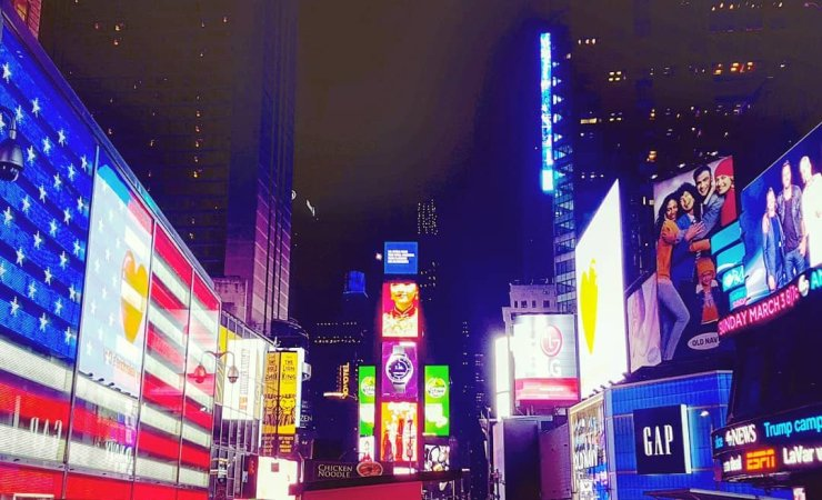 Hotels near Times Square