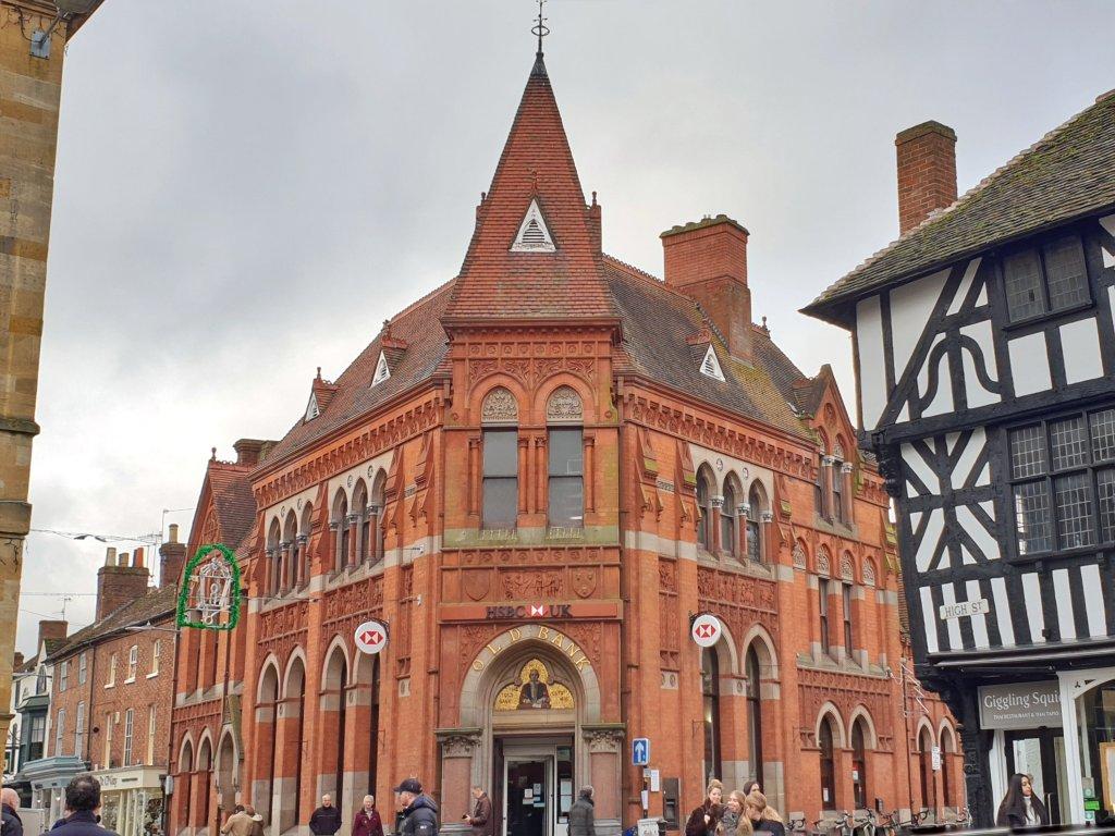 Old Bank Stratford upon Avon