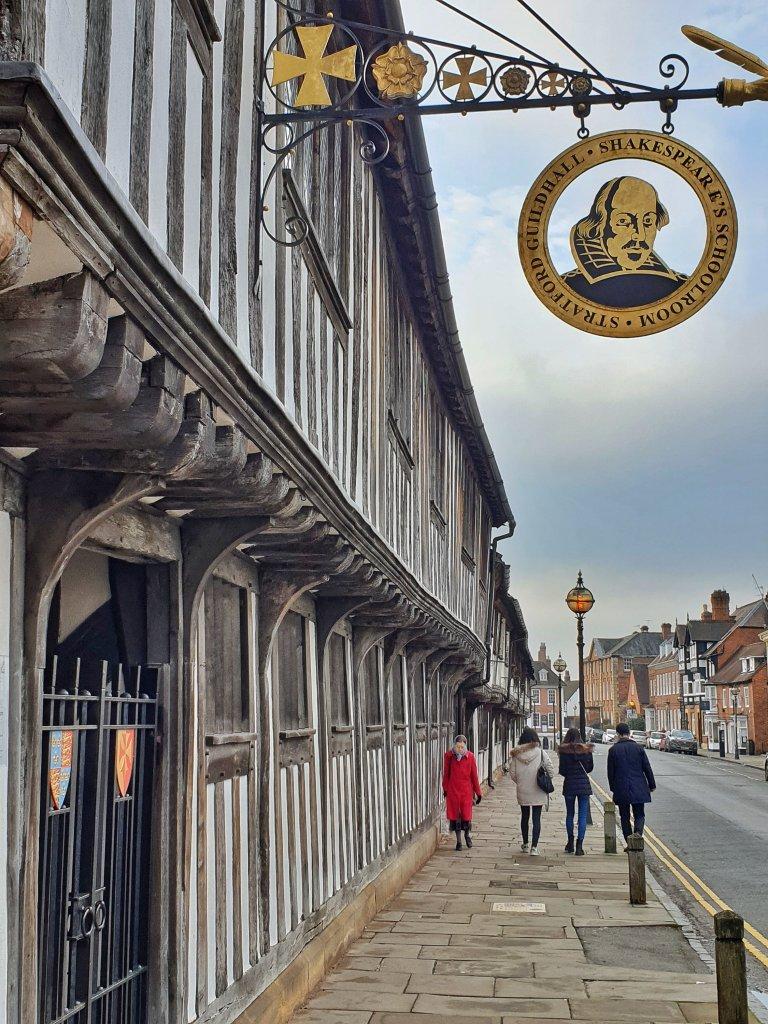 Weekend guide Stratford upon Avon
