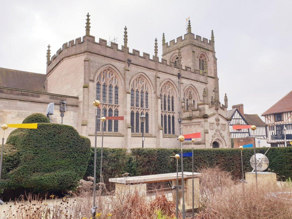 Church Stratford England