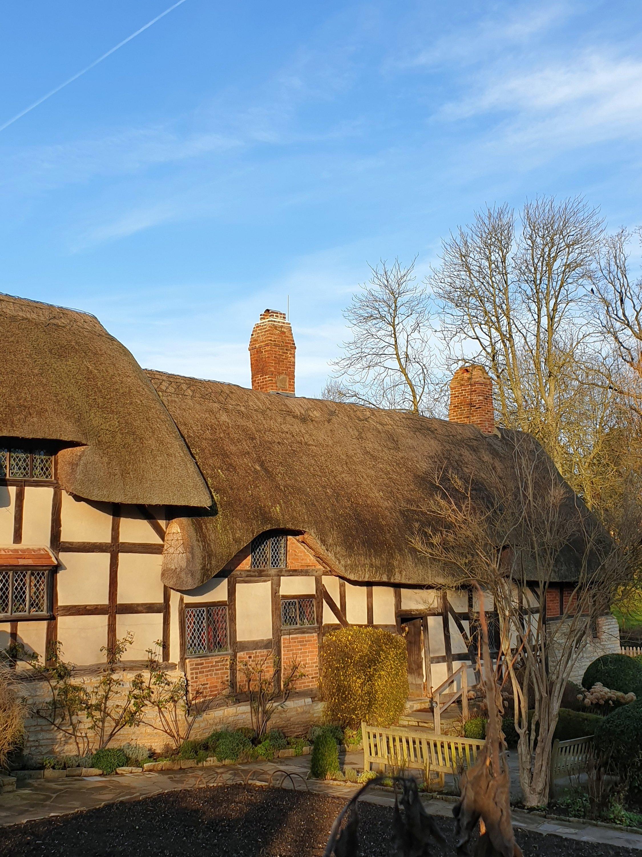 Anne Hathaway Cottage Stratford